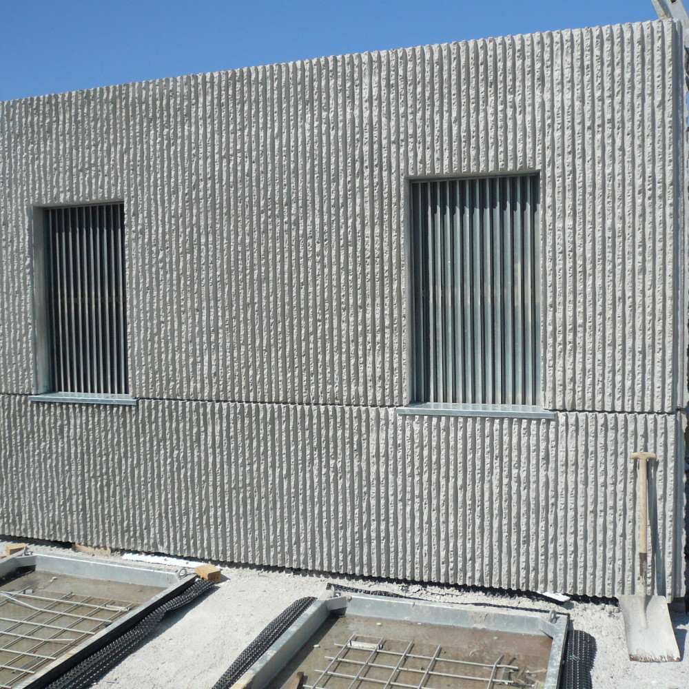 efikat_edi_terci_05w_Fachada Panel prefabricado hormigóm Ibarreta Center Barakaldo
